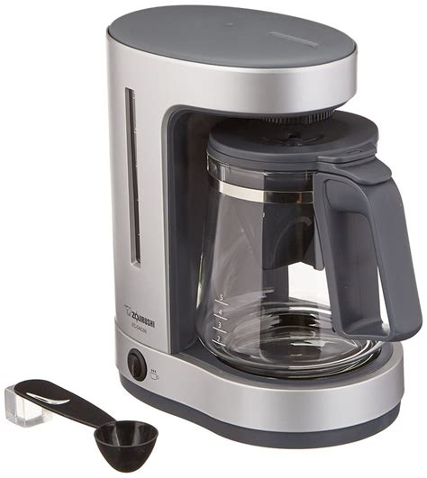 Best drip coffee maker buyer's guide. Zojirushi Zutto 5-Cup Drip Coffeemaker Best Price Review