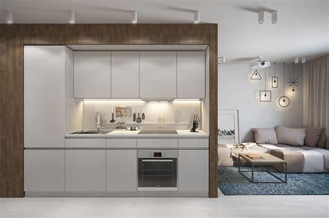 cuisine minimaliste design cuisine minimaliste dans petit appartement