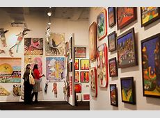 Hunters Point Holiday Party & Art Show w 50+ Artists SF
