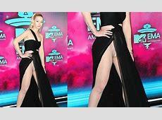 MTV EMAs 2013 Iggy Azalea Major Wardrobe Malfunction