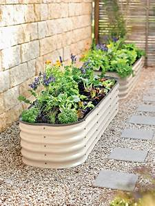 Modular Raised Bed