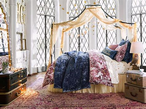 harry potter inspired home decor collection