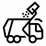 Garbage Truck Icon Trash Svg Icons Recycling