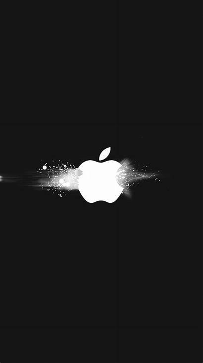Apple Dark Minimal Illustration Iphone Ihate Plus