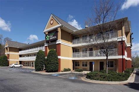 Extended Stay America Greensboro Wendover Big Tree