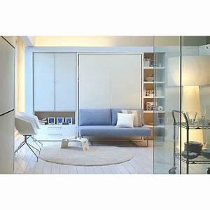 Lit Escamotable 2 Places : lit rabattable escamotable 2 places ulisse sofa avec ~ Melissatoandfro.com Idées de Décoration