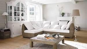 une deco de style bord de mer dans le salon inspiration With couleur pour salon moderne 8 la veranda moderne 80 idees chic et tendance