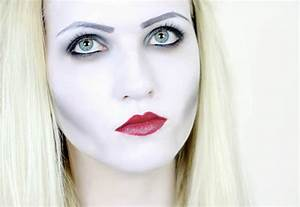 White Face Makeup Tutorial   vizitmir.com