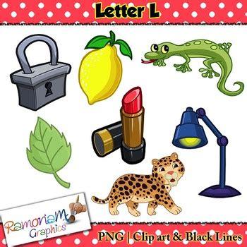 l with clip letter l clip art by ramonam graphics teachers pay teachers