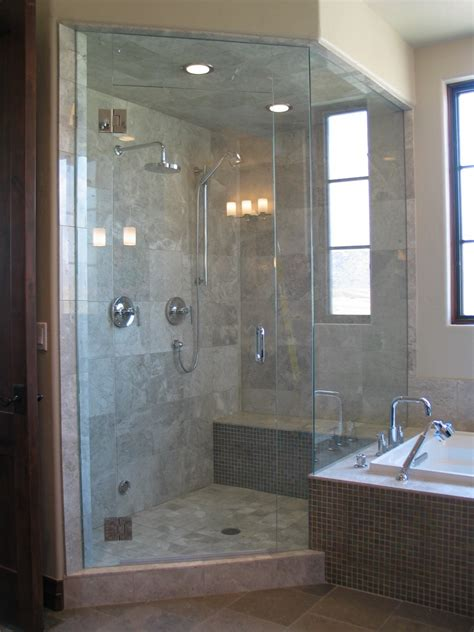 Bathroom Design Ideas Walk In Shower by Walk In Shower Ideas As Fascinating Interior For Stylist