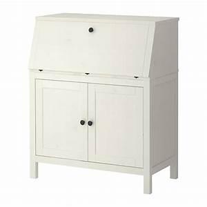 HEMNES Secretaire Mordente Bianco IKEA