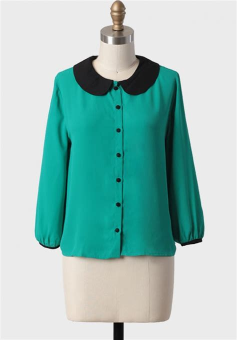 collar blouse ruche charming collared blouse 9 fabulous clothing finds
