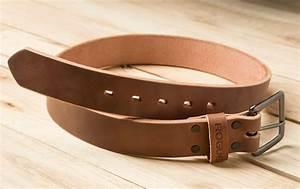Rogue Leather Belt