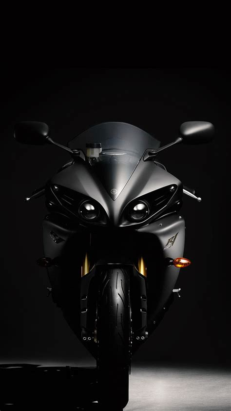 Find hd wallpapers for your desktop, mac, windows, apple, iphone or android device. Black R1 HD Wallpaper For Your Mobile Phone