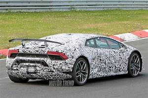 Spied! Lamborghini Huracan Superleggera Tests at the 'Ring ...