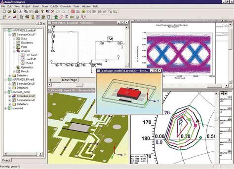 Ansoft Begins Commercial Shipments Designer