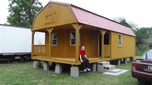 derksen side lofted barn cabin interior view joy studio