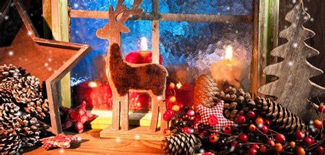 Weihnachtsdeko Fensterbank by Individuelle Weihnachtsdeko F 252 R Die Fensterbank