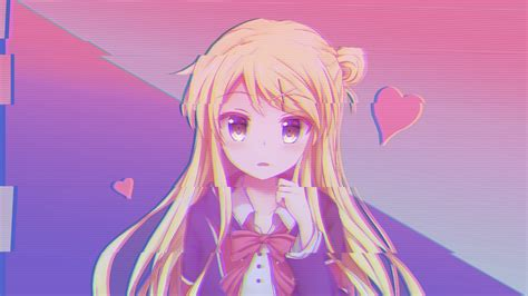 aesthetic anime girl  wallpapers wallpaper cave