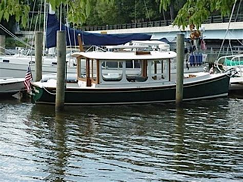Electric Boat Annapolis by Trawler Duffy Duffy Brick7 Boats