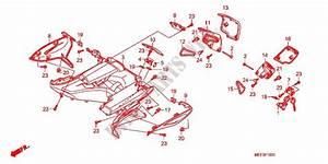 Leg Shield  Fjs400d9  Fjs400a  For Honda Silver Wing 400
