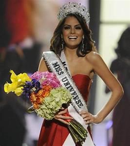 Photo Miss Univers 2010 Jimena Navarrete Sera Ainsi L