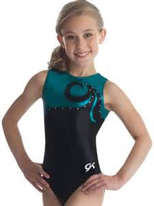 Cheap Girl Gymnastic Leotard