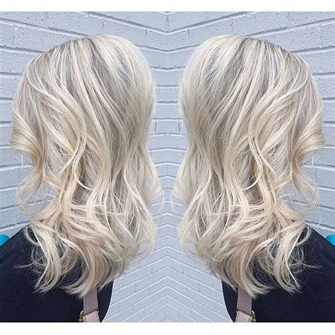 Hair Almost White by Almost White Color By Kb Taylorhair Hair
