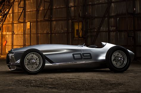 Exclusive First Look Infiniti Prototype 9 Motor Trend