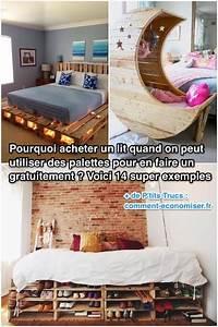Acheter Un Lit : pourquoi acheter un lit quand on peut utiliser des ~ Carolinahurricanesstore.com Idées de Décoration
