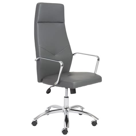 jagger high back office chair zuri furniture