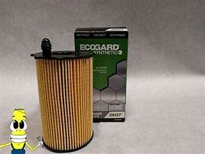 Synthetic Oil Filter For 2011