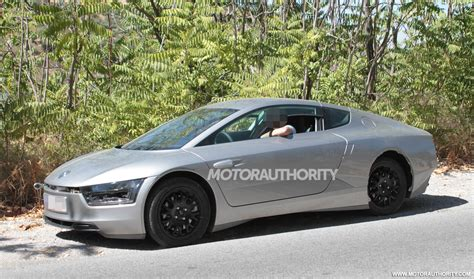 2014 Volkswagen Xl1 Spy Shots