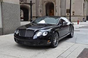 Bentley Continental Gt Speed : 2010 bentley continental gt speed speed stock r343aa for sale near chicago il il bentley dealer ~ Gottalentnigeria.com Avis de Voitures
