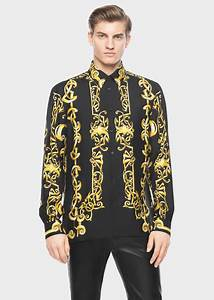 Versace Fashion Shirts for Men | US Online Store