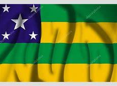 Bandeira de Goiás — Stock Photo © filipefrazao #66053805