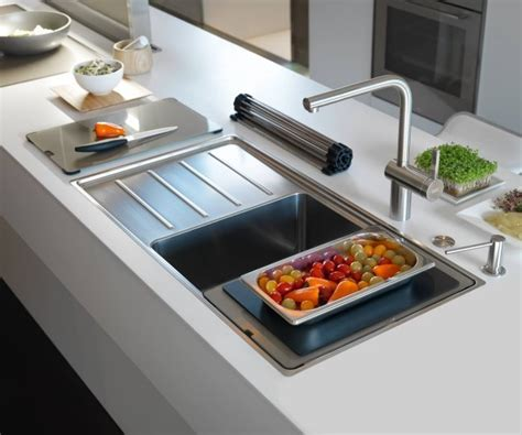 franke kitchen accessories stainless steel franke kitchen systems 1055