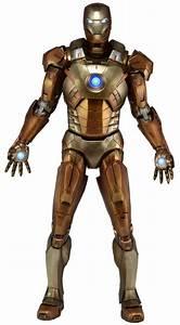 NECA Midas Iron Man Mark XXI 1/4 Figure Announced & Photo ...