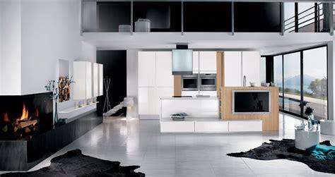 cuisine blanche carrelage gris cuisine blanche mur bleu canard