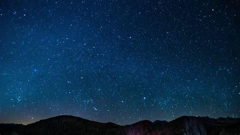 Night Sky Stars Falling Animated Video Background Youtube