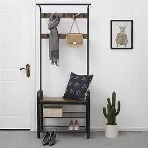 Porte Manteau Entrée : meuble entree porte manteau les meubles de la maison ~ Melissatoandfro.com Idées de Décoration