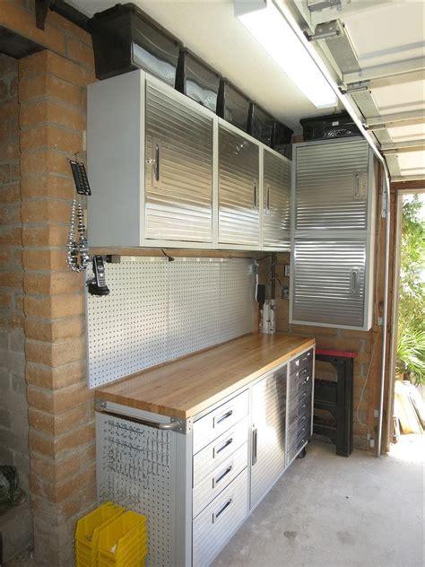 Adventures At Lazy C Finished Garage Corner & Garage