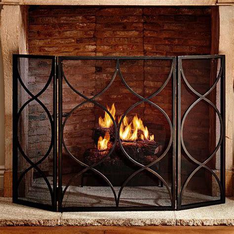 decorative fireplace screens 10 best fireplace screens for winter 2017 decorative