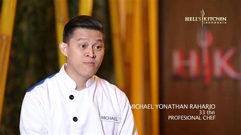 King Benny Hell S Kitchen by Michael Contestant Profile Hell S Kitchen Indonesia