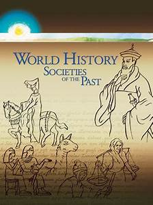 World History: Societies of the Past eTexts