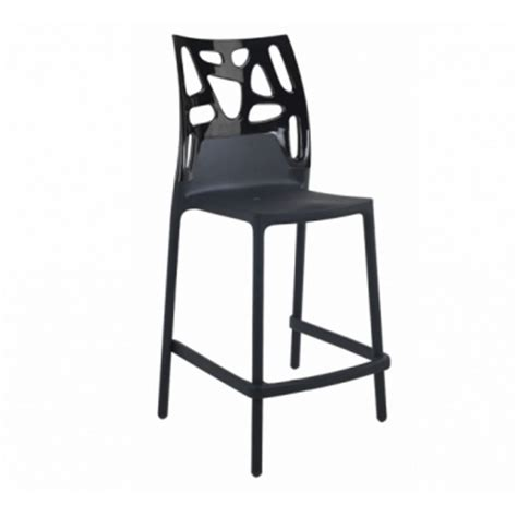 chaise hauteur assise 65 cm chaise de bar assise 60 cm design en image