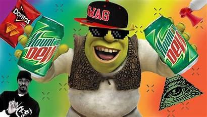 Mlg Shrek Memes Stuff Dank Meme Illuminati