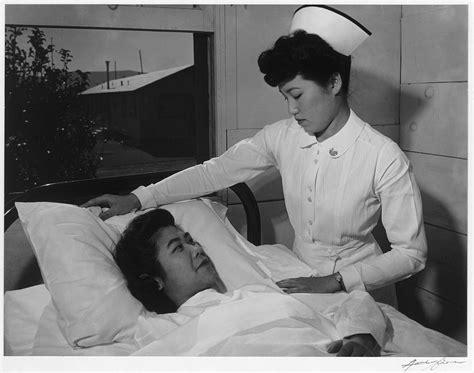 filenurse aiko hamaguchi  patient toyoko ioki