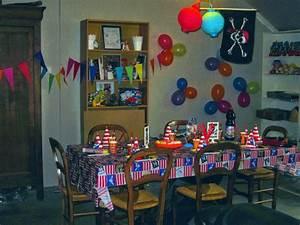 Deco Anniversaire Pirate : anniversaire pirates et octonauts pour un enfant de 4 ans dans ma tribu ~ Melissatoandfro.com Idées de Décoration