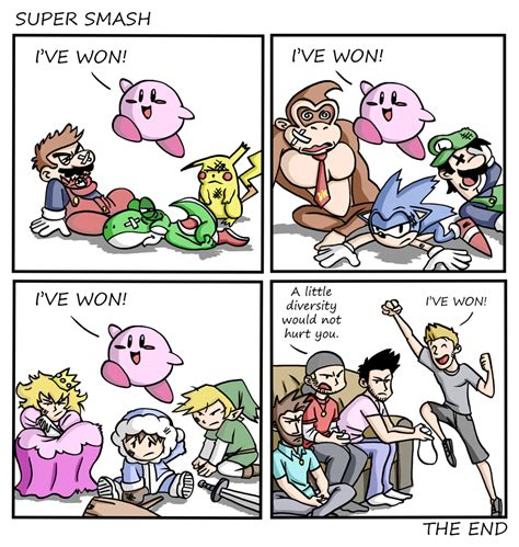 Super Smash Bros Pictures And Jokes Funny Pictures
